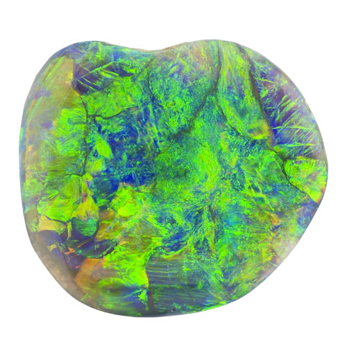 Emil Weis - Blackopal from Lightning Ridge Australia