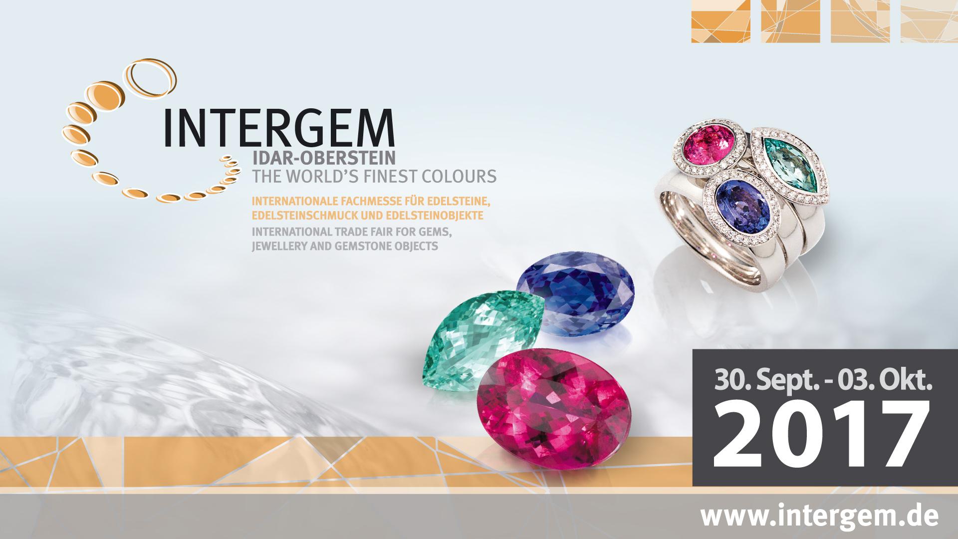 Intergem 2017 – Exhibitor presentation